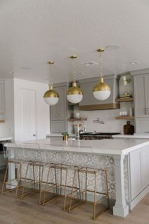 Neo Traditional Kitchen